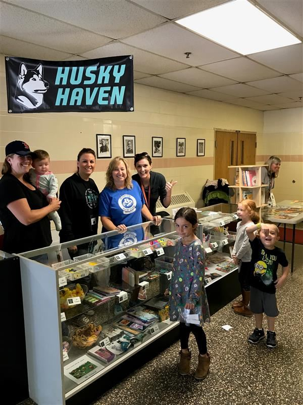 Husky Haven is Open for Business