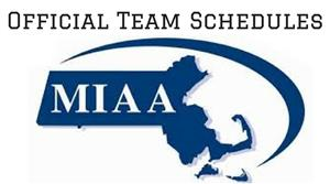 MIAA Team Schedules