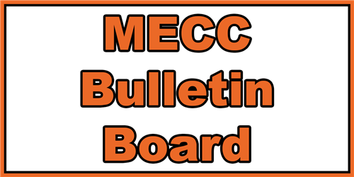 MECC Bulletin Board