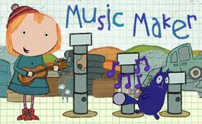 peg cat music
